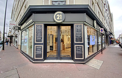 Agence immobilière CENTURY 21 Anatole France, 92300 LEVALLOIS PERRET